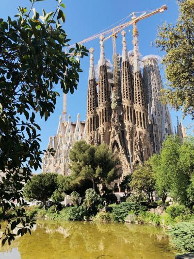 念願のパリ&バルセロナ旅行⑦バルセロナ観光