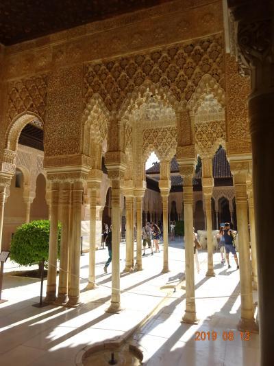 スペイン個人旅行⑤~裁きの門からアルハンブラ宮殿へ。ナスル朝宮殿は必見!失敗談も(笑)~