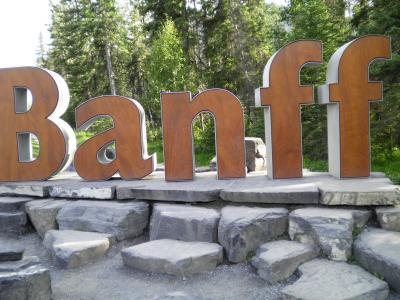 姉妹で行くカナダ、バンフとバンクーバー