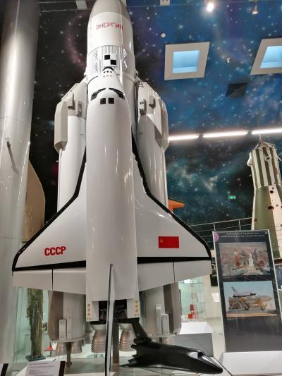 ロシア一人旅~5日目、~宇宙飛行士記念博物館~