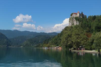 スロベニア ブレット湖とポストイナ鍾乳洞へ行きたくて。