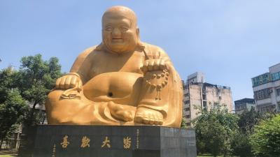 2019.8 台風とともに台湾上陸旅行②