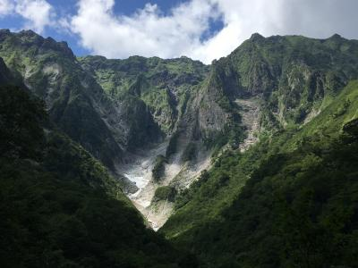谷川岳一ノ倉沢のその先に行ってみた。 谷川岳トレッキングの旅②