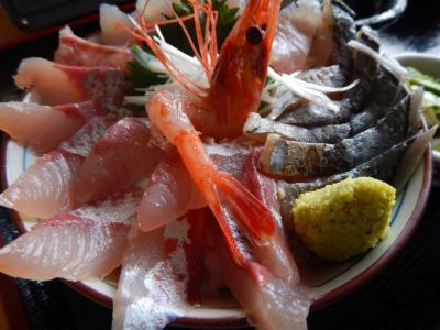 富山湾の魚介類は、日本一かも!