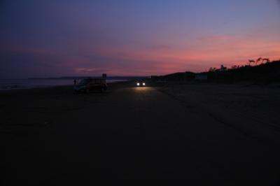 2019年夏 絶景散策旅 富山・石川・福井【6】日本唯一の砂浜ドライブ「千里浜なぎさドライブウェイ」