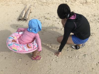 小6、2歳児とグアム旅行