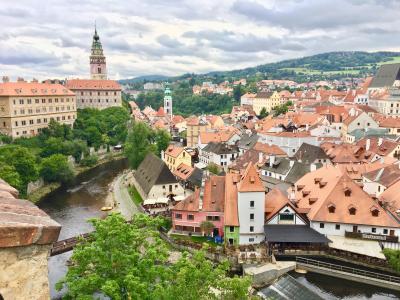 2019夏 中欧の旅 チェコ・ポーランド周遊③