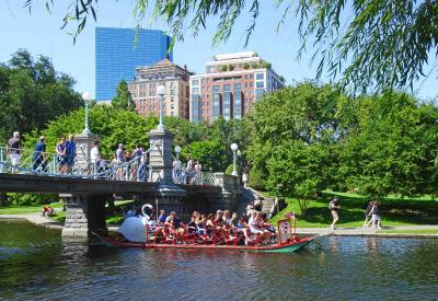 アメリカ東海岸、ボストンを起点に(1) ボストン市内とレッドソックス観戦