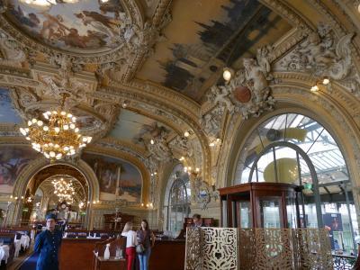 行きはビジネス、帰りはファースト 王道 ロンドン~パリ 、 ル・トラン・ブルー~ヴォージュ広場、ダマンフレール、マレ~ピカソ美術館⑪