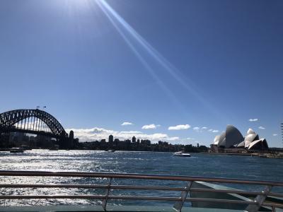 初オーストラリア旅 Part1