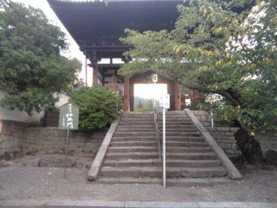 二上山の麓、当麻寺を尋ねて子供の頃を思い出す