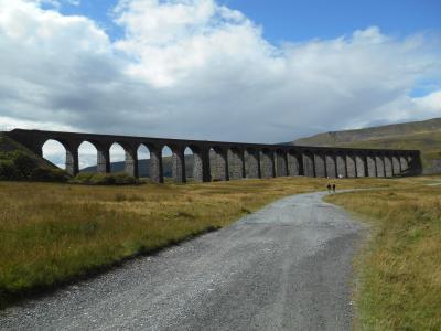 イギリス北部とスコットランドを訪ねて 4日目 セトル・カーライル鉄道