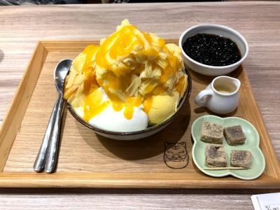 2度目の台北、マンゴーかき氷を食べまくり2日目