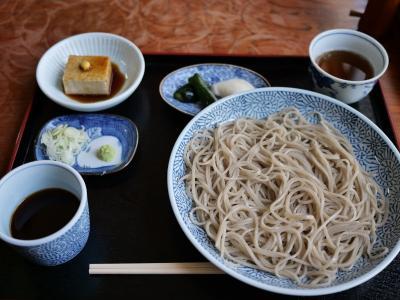 山形1番のお蕎麦を食べる旅@千利庵*山形プリン