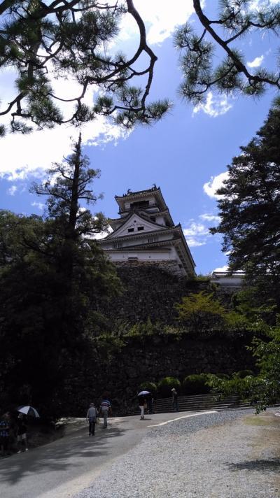 2019 夏のバイクの旅 石鎚山 高知旅行