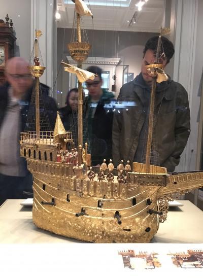 初ひとり旅 @ロンドン! ⑨大英博物館 & 大英図書館(5日目 Part2)