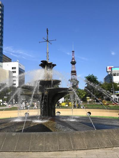 仔猫といっしょ計画(北海道旅行2019 3日目 札幌編①)