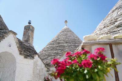 イタリア旅行 2019年8月 ⑧ Alberobello、Roma