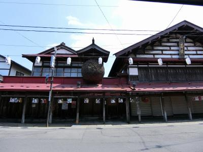 2019年 8月 青森県 黒石市 中町伝統的建造物群保存地区