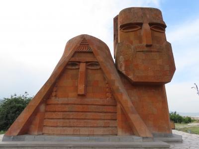 謎のアルツァフ共和国(ナゴルノ・カラバフ)を観光
