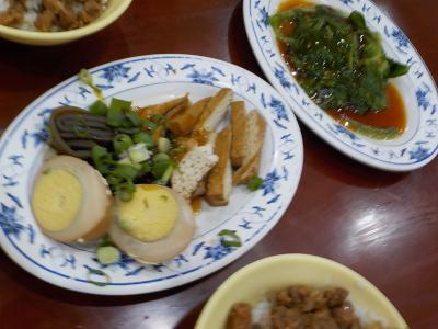 ANAマイルで台湾旅行 食べ歩き&たまに観光2019 3日目 その2と4日目