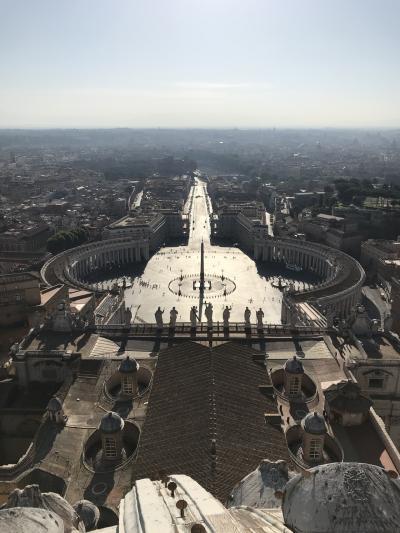 2019お盆にローマへ【ローマへ飛んでヴァチカンにGO!】