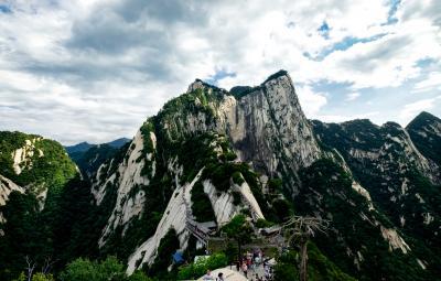 浪費の華山トレッキング -2019年8月中国旅行記(2)-