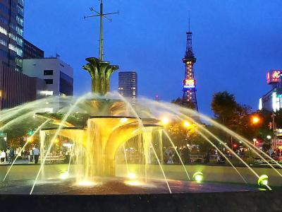 夏旅北海道~札幌