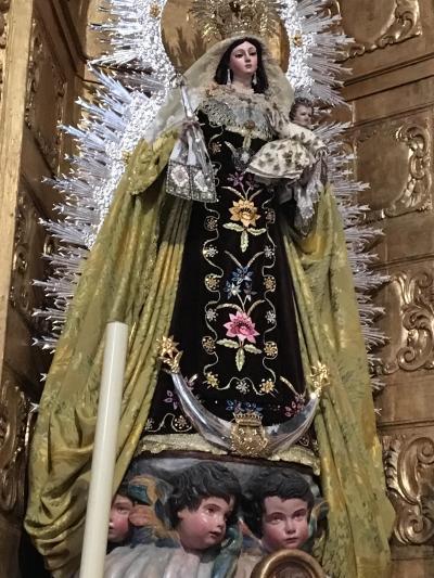 スペイン・アンダルシア 花とシエスタの旅 5   思いがけない事が!