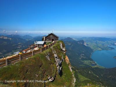 天国に一番近い湖の島と、機関車で一気に登る天上の頂への旅 (後編・オーストリア)
