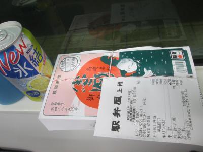 2019-夏、青春18きっぷ、午後から谷川岳へ復路