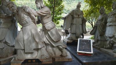 中国三国志ツアー、成都~閬中~広元~漢中~西安~岐山・五丈原~成都8泊10日おまけ付き、概要です