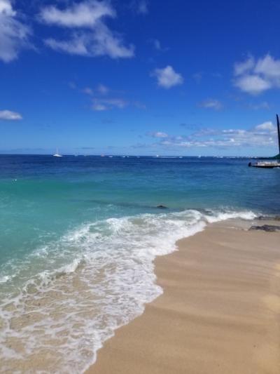 2019年8月 小学4年生と6年生の子連れハワイ旅行記~出国からホノルル到着まで