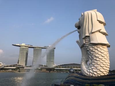 シンガポールひとり旅 2日目