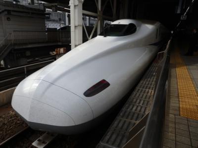 福岡コンサート旅行 ④ [2日目] (長浜ナンバーワン、新幹線で帰京)