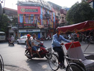 ハノイでベトナム料理を食べまくる