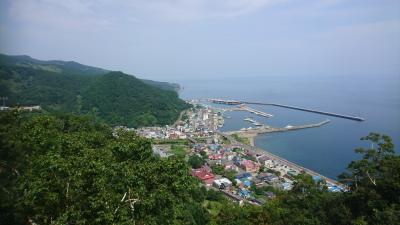 景色も海の幸も。世界自然遺産を訪問。