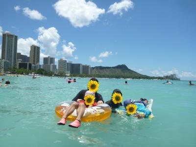 ハワイ旅行記~シェラトンワイキキのトリプルルームに泊まる、三世代女子旅 第4弾~