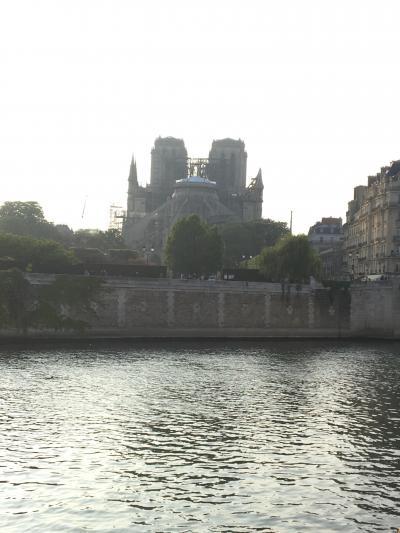 娘と行く30年ぶりのパリは優しい街になっていた(3日目)マレ地区~モントルグイユ~サンルイ島