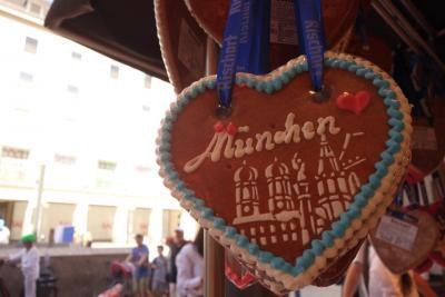 5日間でドイツ・スイスをかじる2019夏旅④~日曜日のミュンヘン後半~