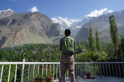 「フンザの山に向ひて言ふことなし・・・ 」(1) 旅の準備&タイからパキスタンのカリマバードまで(Day1~Day6)