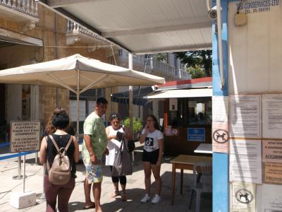 キプロスとギリシャ12日間の旅② 首都ニコシアをぶらぶら散歩