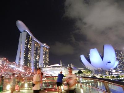 シンガポールの名所観光!