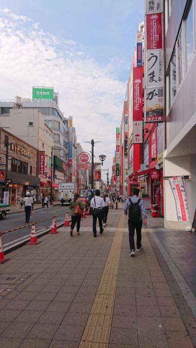 埼玉県の大宮に行ってみた! 「武蔵一宮氷川神社」「大宮銀座通り」「一番街」