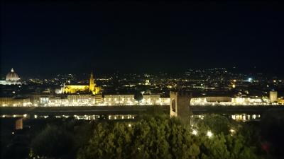 ヨーロッパ1か月周遊旅行_8日目④(イタリア:フィレンツェ)