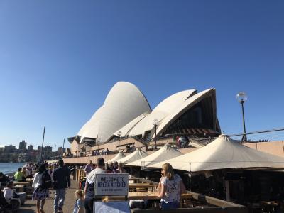 中学生と一緒にシドニー旅行 その2