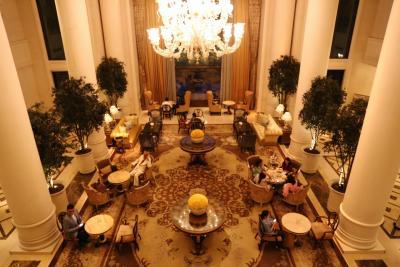 インドでホテルはしご旅①「ザ リーラ パレス ニューデリー」編