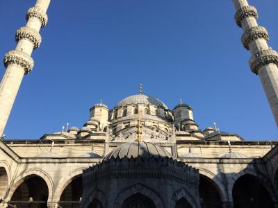トルコ旅行 6日目その①、カーリエ博物館とスレイマニエモスクへ