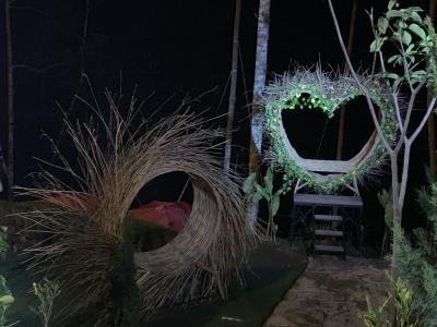 トゥガラランに新しくルワックコーヒー園がオープン