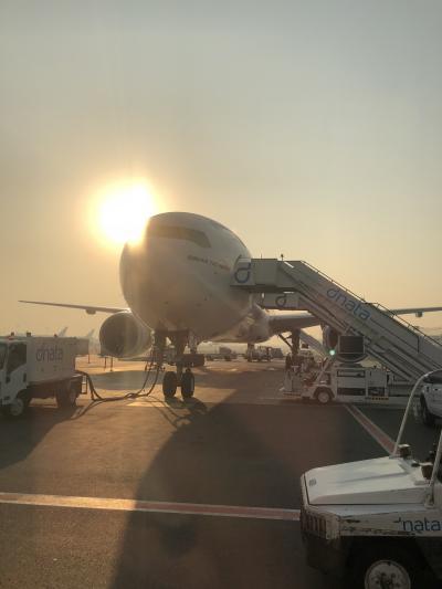 バルカン半島5ヶ国1人参加限定ツアーの旅①出発・移動